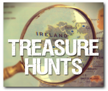 DIY Treasure Hunts all over Ireland